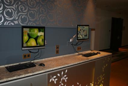 Bras de fixation Neovo pour écrans plats
