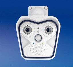 Caméra de vidéo surveillance Mobotix M12