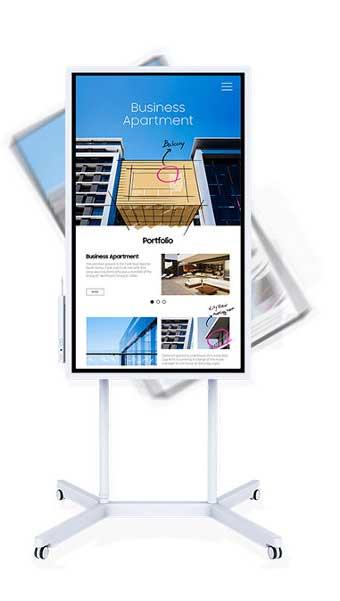 Photo_flip-display-wm55h-samsung-Visio-id