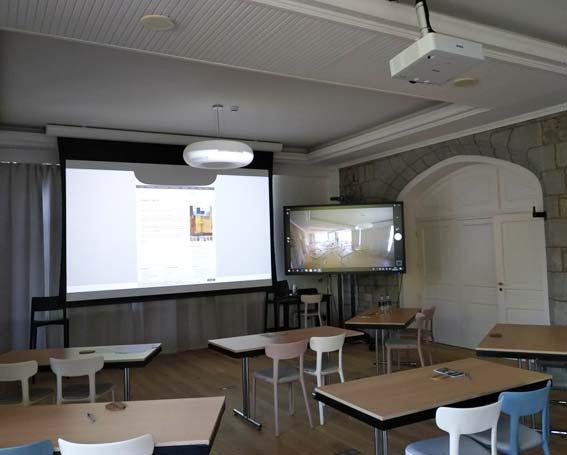 vidéoprojecteur laser Epson L610U idéal pour votre salle de réunion