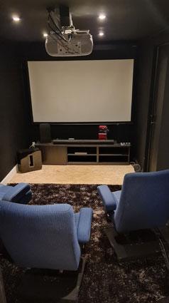Fixation et accesoires Home Cinéma