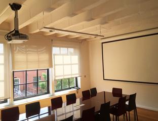 Groupe Larcier Bruxelles - Salle de réunion